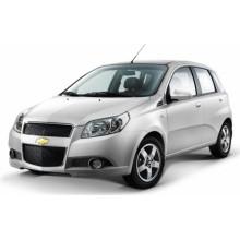 Chevrolet Aveo I T200/T250 хэтчбек (2003-2012)