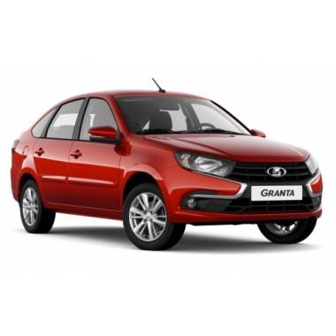Коврики EVA в Чебоксарах для автомобиля Lada Granta FL лифтбек (2018->)