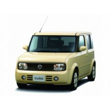 Nissan Cube Cubic II Z11, правый руль (2002-2008)