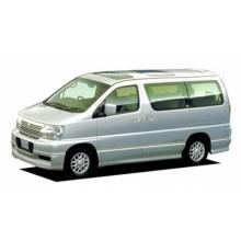 Nissan Elgrand I C50 правый руль (1997-2002)