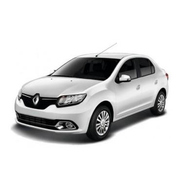 Коврики EVA в Чебоксарах для автомобиля Renault Logan II (2014->)