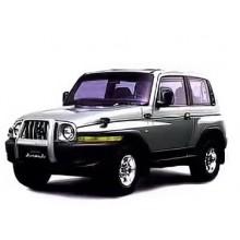 SsangYong Korando II (1996-2006)