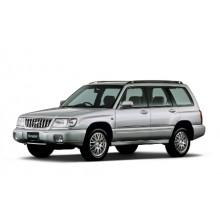 Subaru Forester I SF, левый руль (1997-2002)