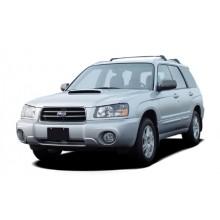 Subaru Forester II SG, левый руль (2002-2007)