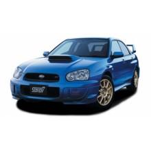 Subaru Impreza II GD/GG седан (2000-2007)