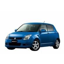 Suzuki Swift II, правый руль (2004-2010)