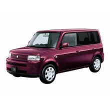 Toyota bB I, правый руль (2000-2005)