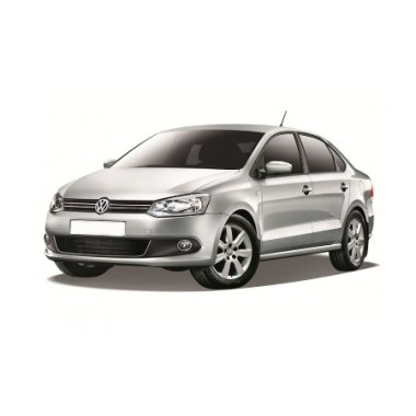 Коврики EVA в Чебоксарах для автомобиля Volkswagen Polo V седан (2009->)